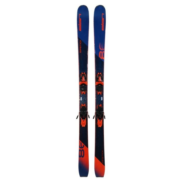 Ski Elan Ripstick 86 opportunity - bindings