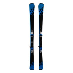 Ski occasion Rossignol Experience 77 Basalt + fixations