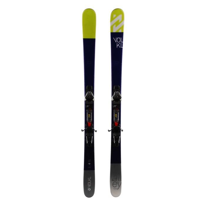 Volkl Alley Used Ski - Bindings