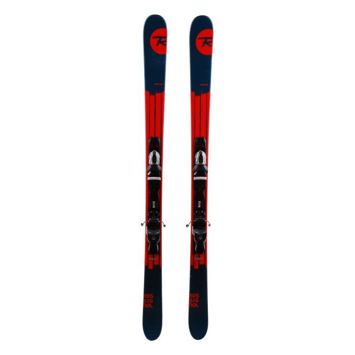 Gebrauchte Ski Rossignol Sprayer + Befestigungen