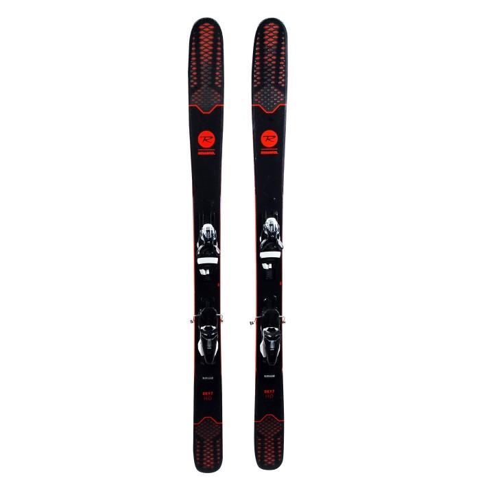 Ski Rossignol Sky 7 HD Konect occasion + Fixations