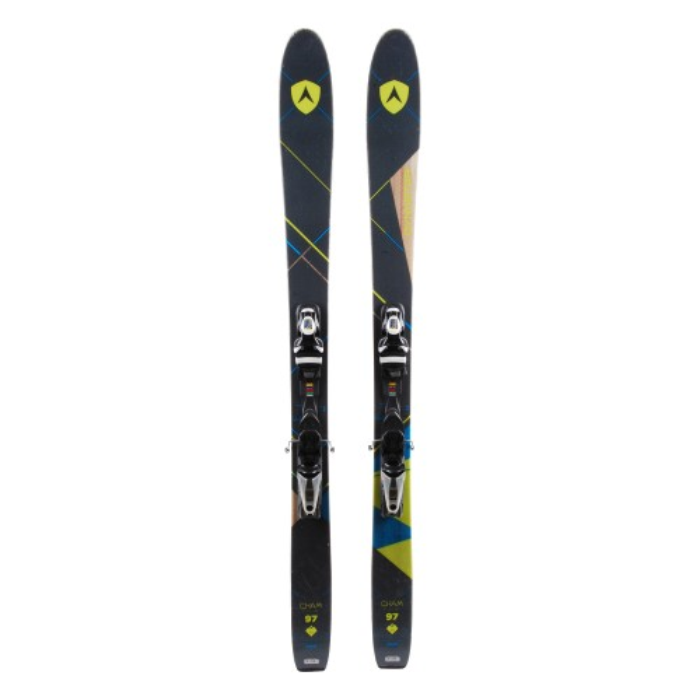 Esquí usado Dynastar Cham 2.0 97 w fijaciones
