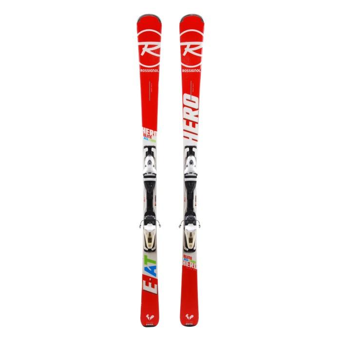 Ski Rossignol Hero Elite Alle drehen Carbon Gelegenheit
