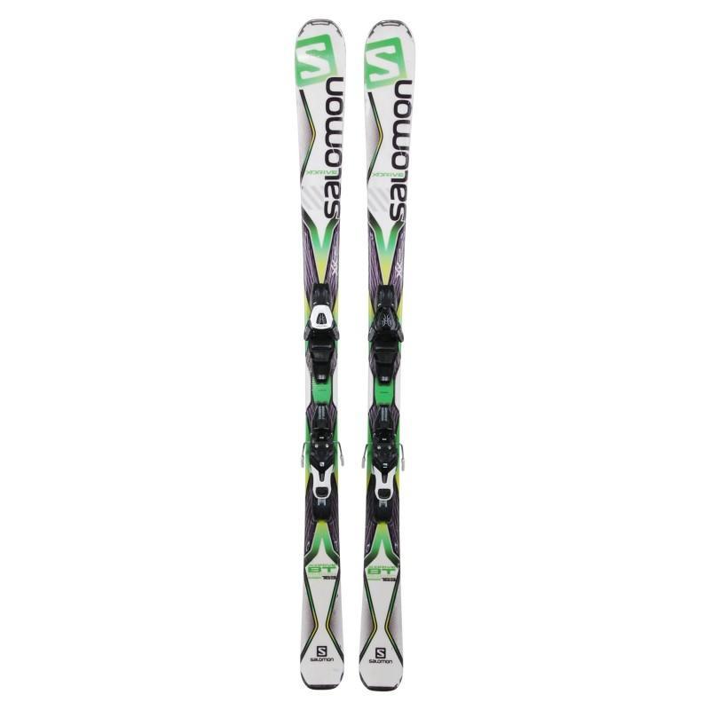 Ski used Salomon X Drive 8.0 BT - Fixations - Quality B