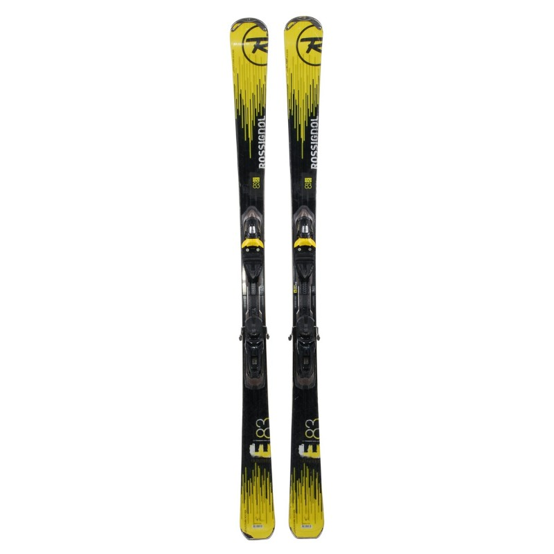 Ski occasion Rossignol Experience 83 + fixations - Qualité B