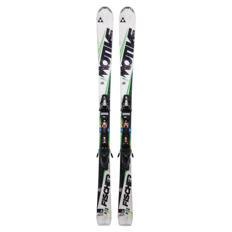 Ocasión de esquí Fischer XTR Motive 80 - fijaciones - Calidad B