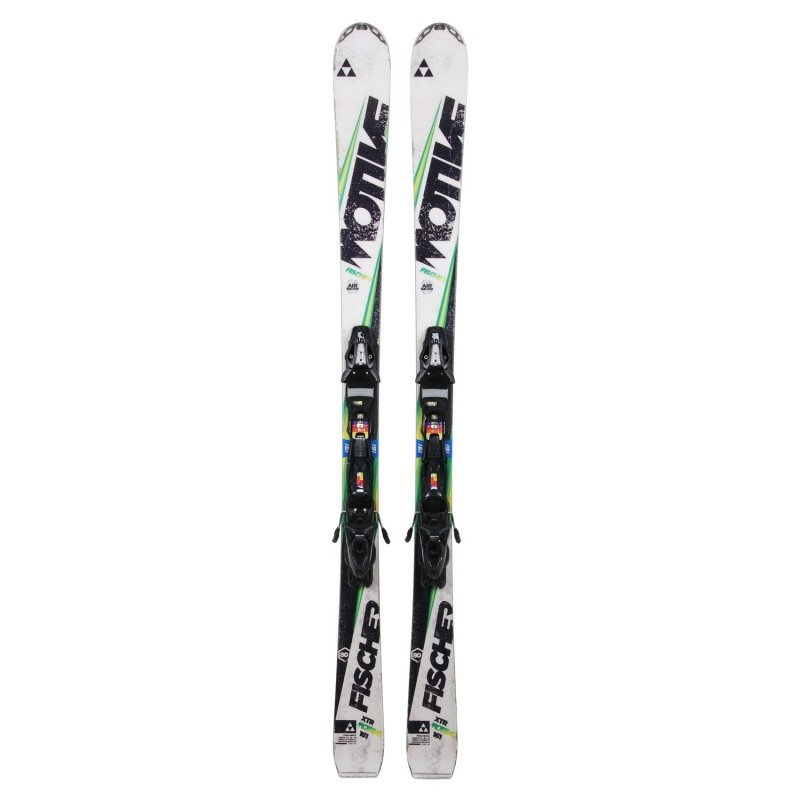 Ski occasion Fischer XTR Motive 80 + fixations - Qualité B