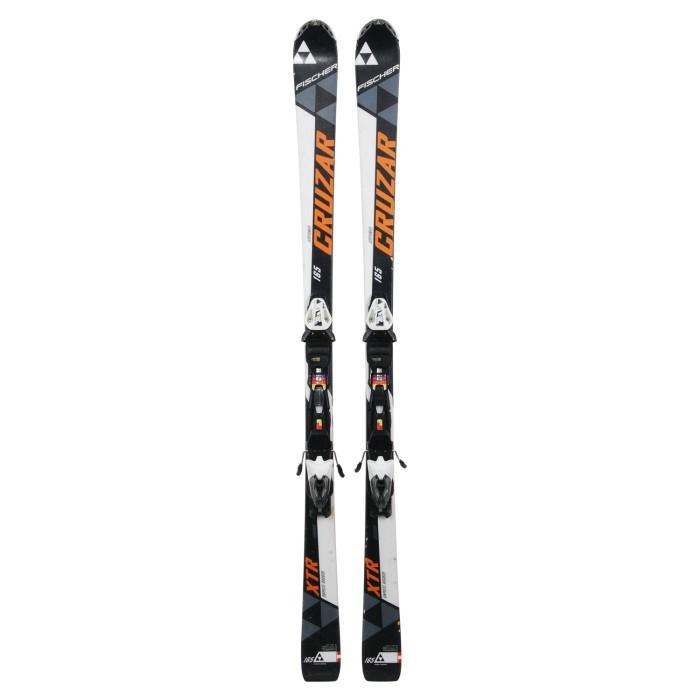 Gebrauchte Skier Fischer XTR Cruzar + Befestigungen