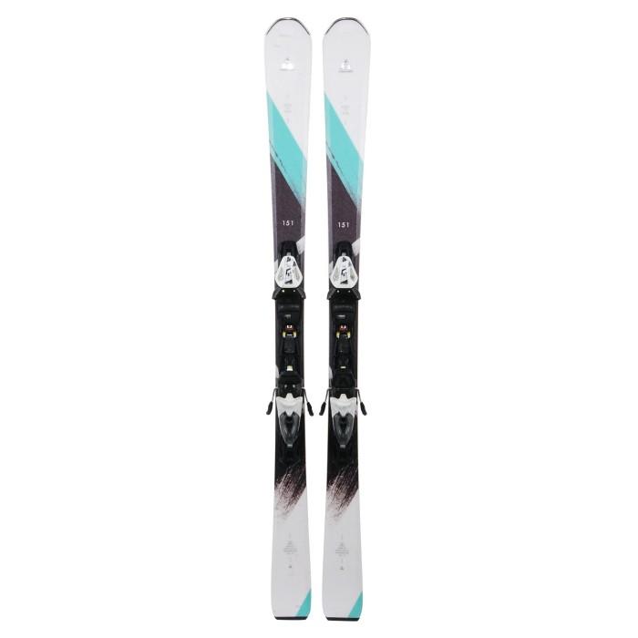 Gebrauchte Skier Fischer Koa 77 XTR + Befestigungen