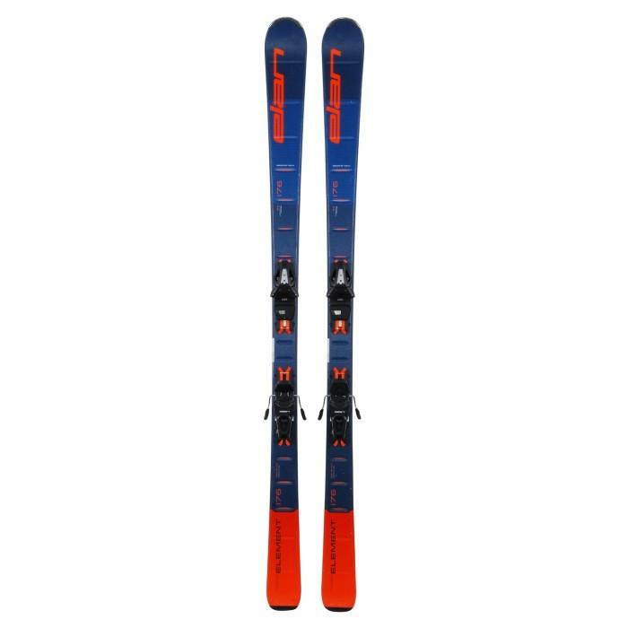 Gebrauchte Elan Element Ski + Befestigungen