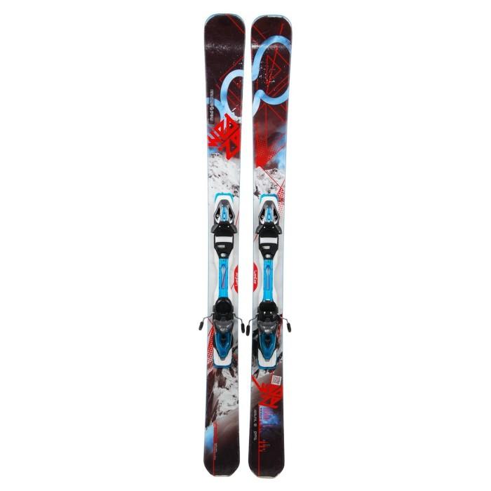 Gebrauchte Ski Wed 'ze Mad samurai + Befestigungen
