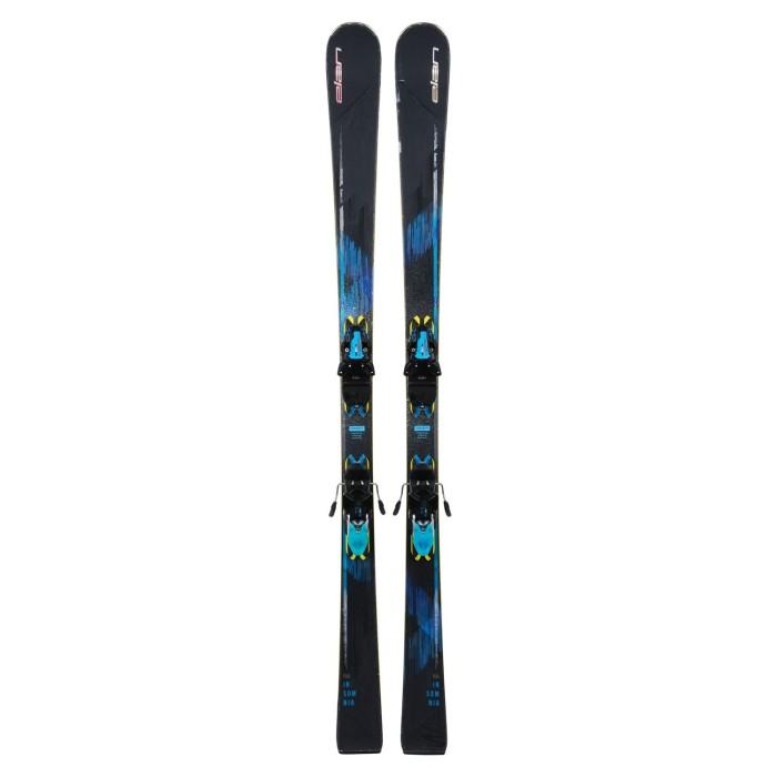 Gebrauchte Ski Elan insomnia W + Befestigungen