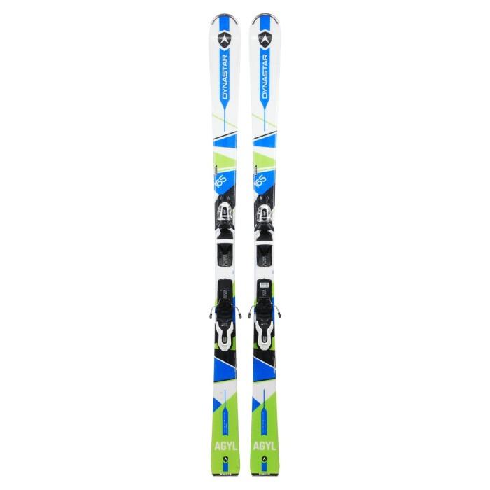 Ski occasion Dynastar Agyl + fixations