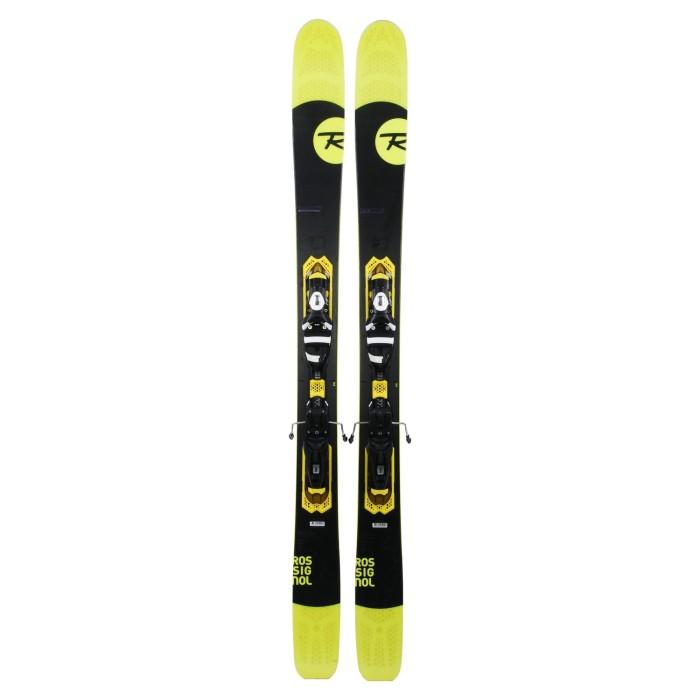 Ski Rossignol SOUL 7 occasion + Befestigungen