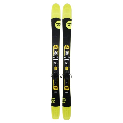 Ski Rossignol SOUL 7 occasion + Fixations