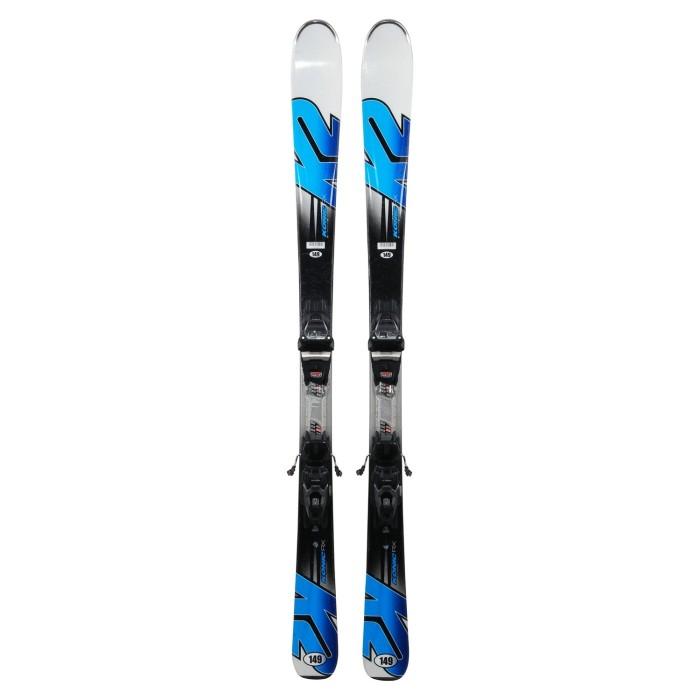 Esquí usado K2 Konic RX - fijaciones