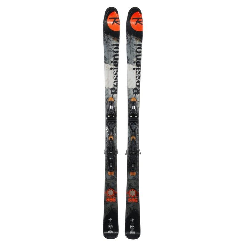 Ski Anlass Rossignol S86 - Bindungen - Qualität B