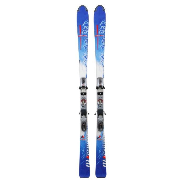 Ski occasion Movement Emotion + fixations