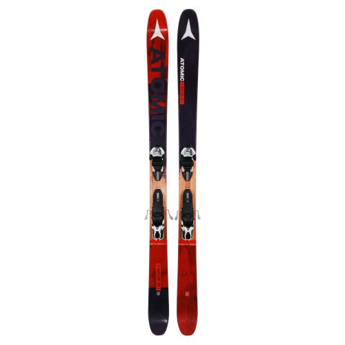 Ski Atomic Backland FR 102 occasion + fixations