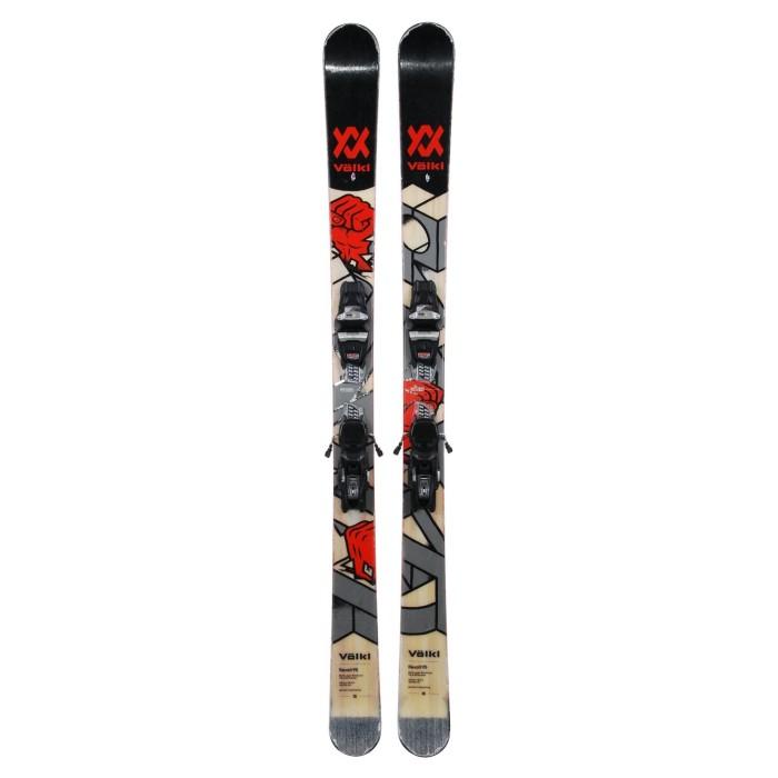 Ski occasion Volkl Revolt 95 + fixation