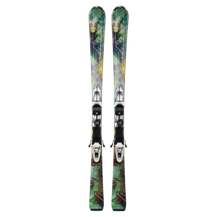 Ski occasion Nordica Amber X CT + fixations