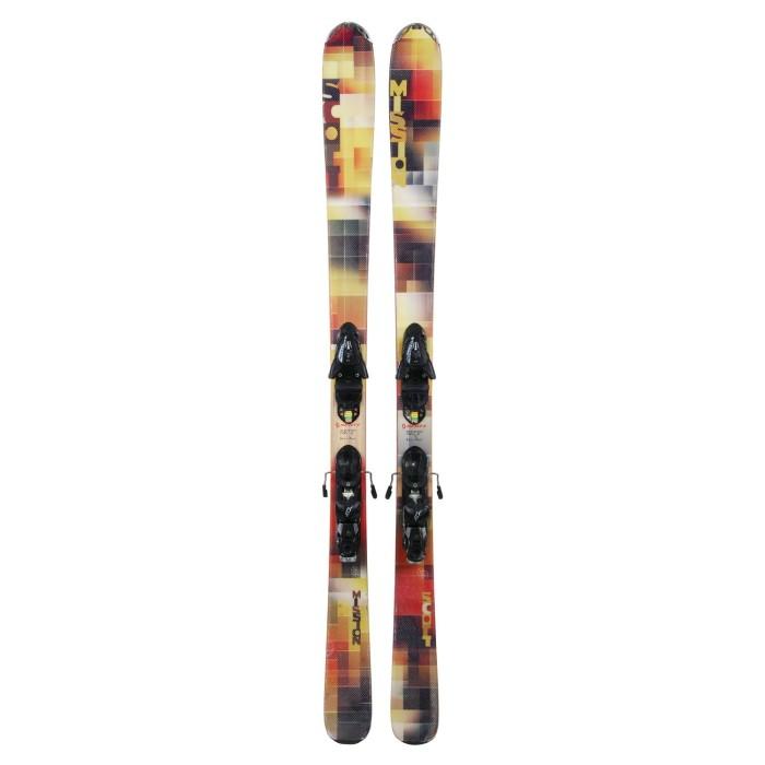 Ski occasion Scott Mission + fixations