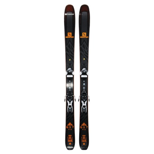 Ski occasion Salomon QST 92 + fixations
