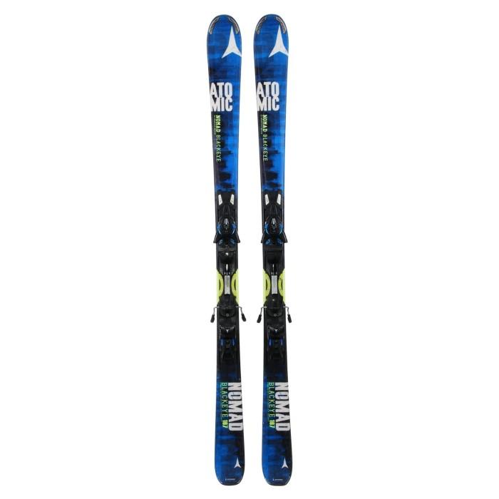 Ski occasion Atomic Nomad Blackeye + fixations