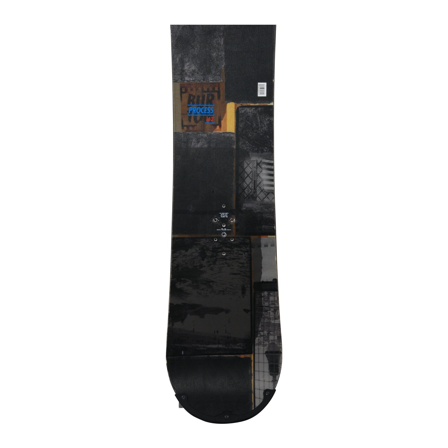 Snowboard-occasion-Burton-Process-fixation-coque miniature 4