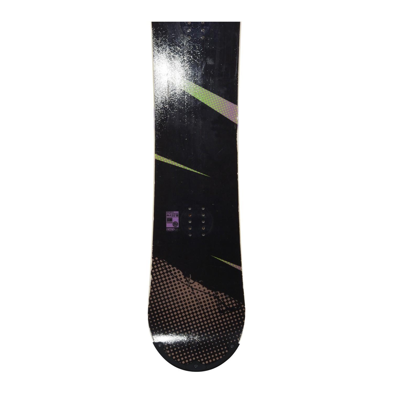Snowboard-occasion-Nitro-prime-fixation-coque miniature 9