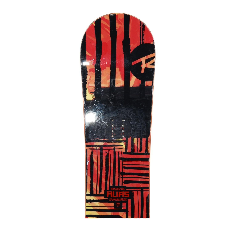 Snowboard-occasion-junior-Rossignol-Alias-fixation-coque miniature 7