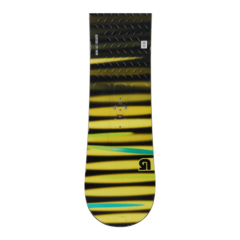 Snowboard-occasion-Burton-LTR-fixation-coque miniature 9