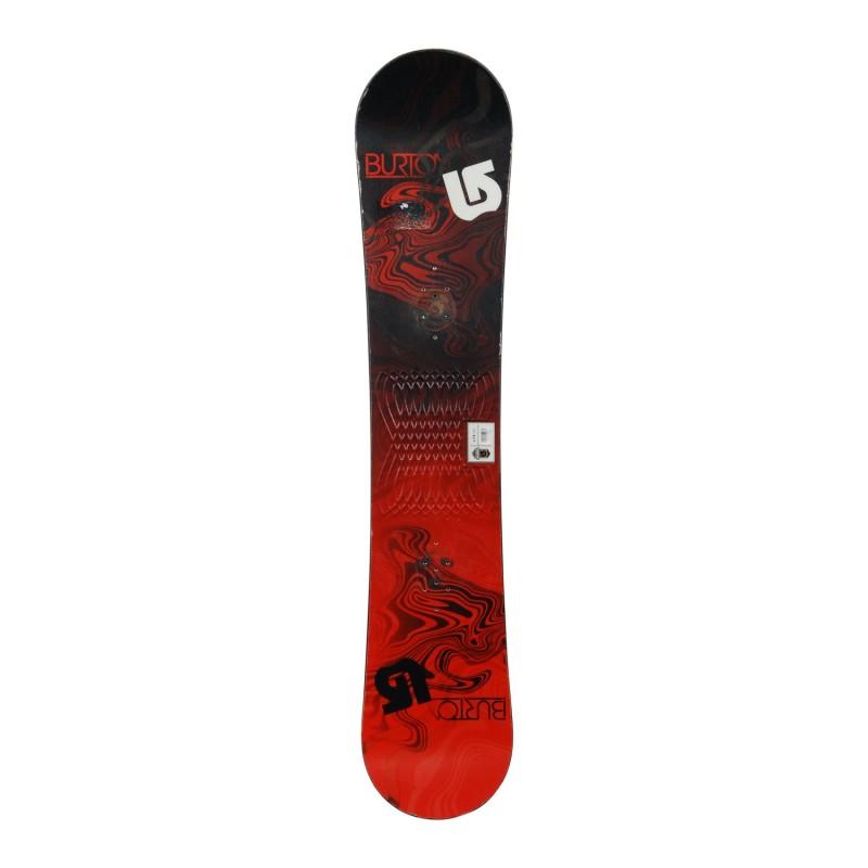 Snowboard occasion junior Burton LTR + fixation coque - Qualité B