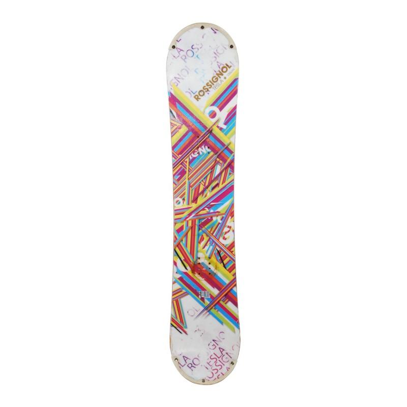Snowboard Anlass Rossignol tesla - Befestigung - Qualität C
