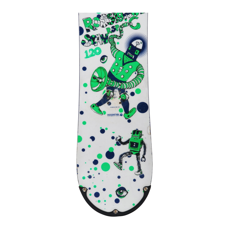 Snowboard-occasion-junior-Rossignol-Scan-fixation-coque miniature 9