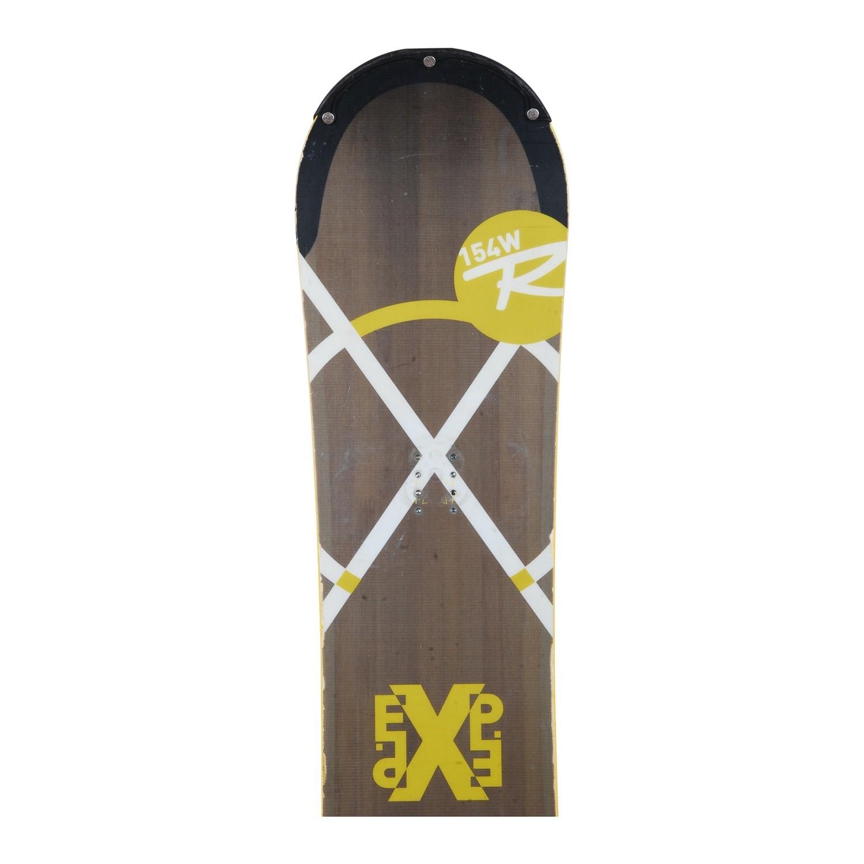 Snowboard-occasion-Rossignol-EXP-fixation-coque miniature 8