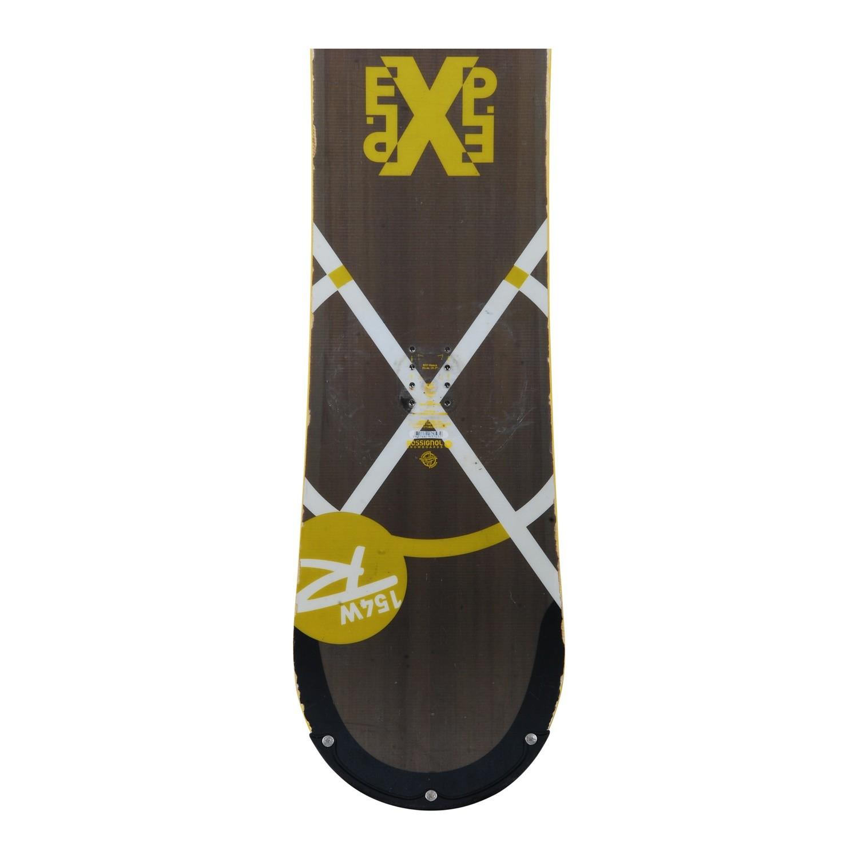 Snowboard-occasion-Rossignol-EXP-fixation-coque miniature 9