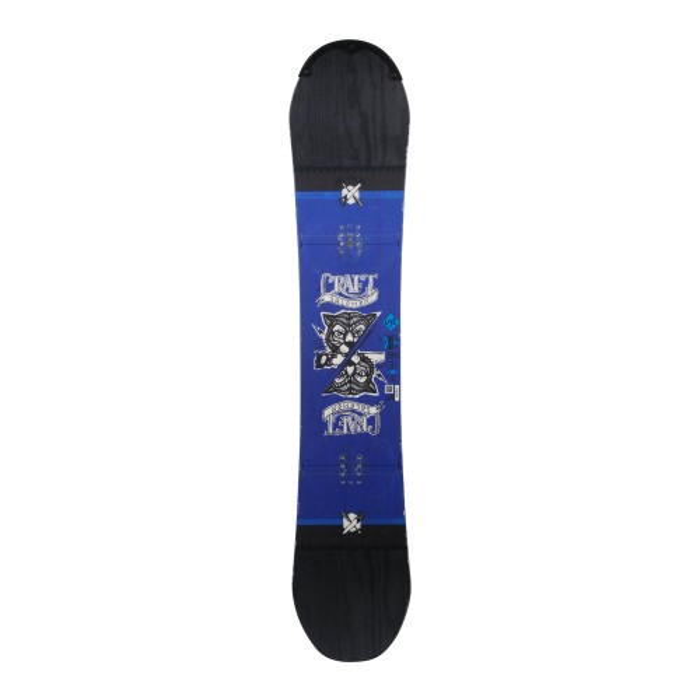 Snowboard-Anlass Salomon Craft + Befestigung Schale