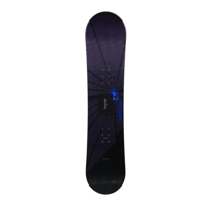 Snowboard-Junior-Snowboard Atomic PIQ + Befestigung Rumpf