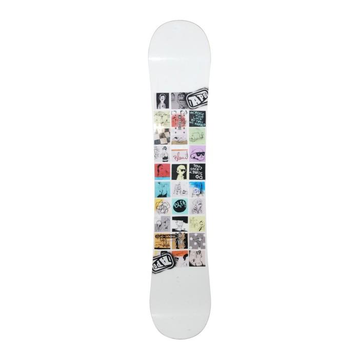 Snowboard-Anlass Apo Blend + Schale Befestigung