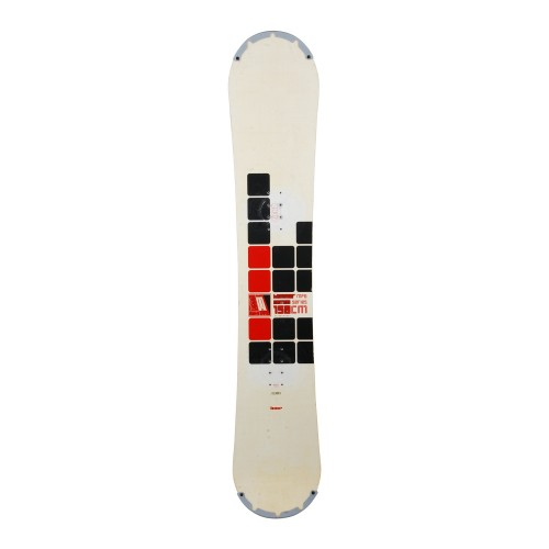 Snowboard occasion Hammer Motion Serie + fixation coque