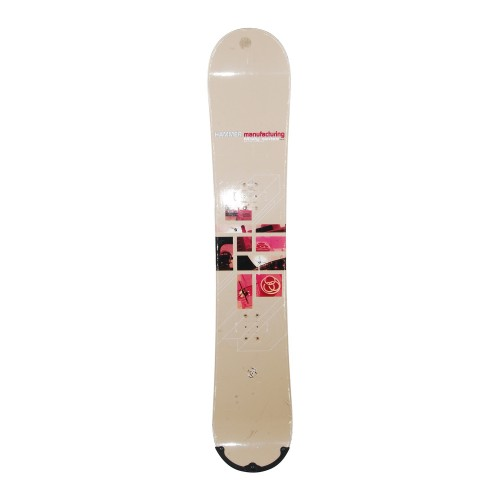 Snowboard occasion Hammer Misty Series + fixation coque