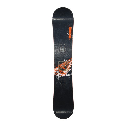Snowboard occasion Nidecker Cult + fixation coque