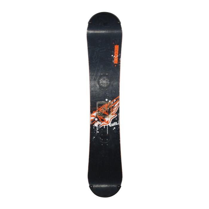 Snowboard utilizado Nidecker Cult - cierre del casco