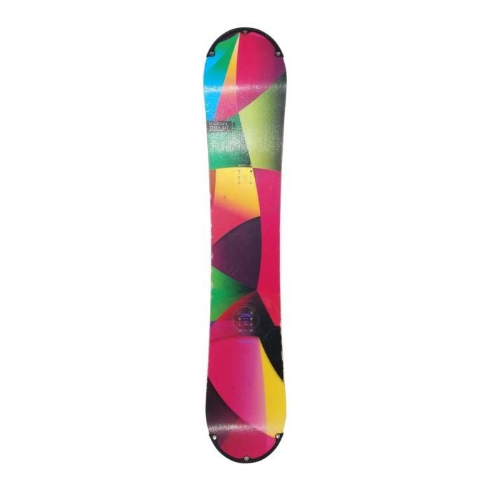 Snowboard-Anlass Nachtigall tesla RSP + Rumpfbefestigung