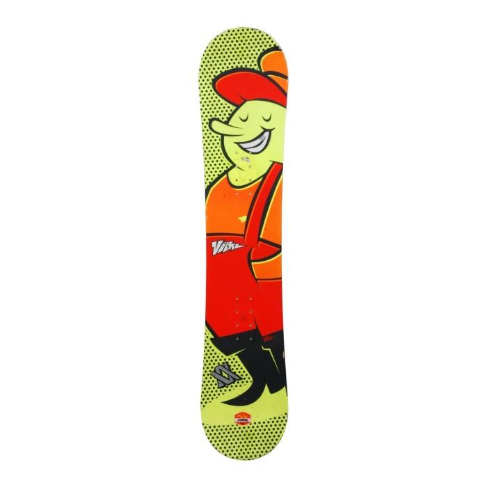 Snowboard-Anlass Junior Volkl Jibby + Rumpfbefestigung