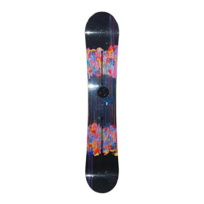 Snowboard-Anlass Burton feelgood + Befestigung