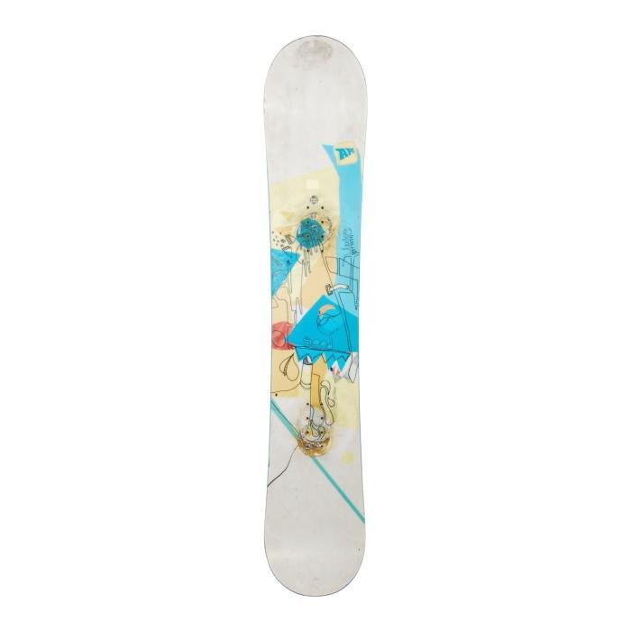 Snowboard-Gelegenheit Apo Seed + Befestigung Schale