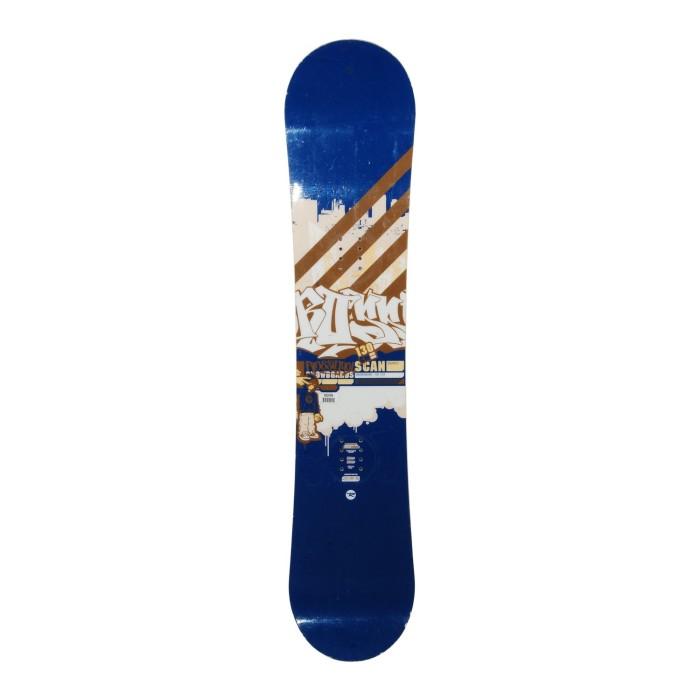 Snowboard occasion junior Rossignol Scan serie + fixation coque