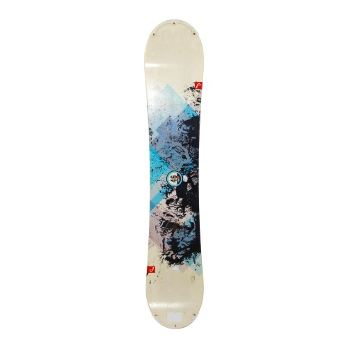 Snowboard gelegenheit Head tribute r rocka + Befestigung Rumpf